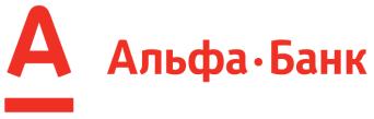 логотип альфабанк